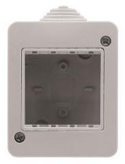 Коробка для накладного монтажа 1-постовая ABB Zenit IP55 N3291
