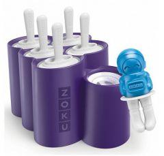 Zoku Набор из 6 форм для мороженного Space ZK124