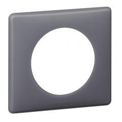 Рамка 1-постовая Legrand Celiane фиолетовая перкаль 066731