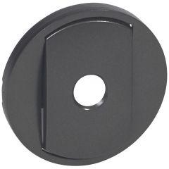 Лицевая панель Legrand Celiane переключателя с датчиком движения графит 067922