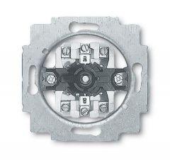 Выключатель жалюзи ABB Impuls 10A 250V с поворотной ручкой 2CKA001101A0542
