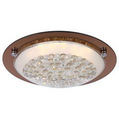 Потолочный светодиодный светильник Globo Tabasco 48263