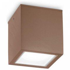 Накладной светильник Ideal Lux Techo TECHO PL1 BIG COFFEE