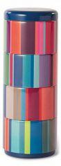 Remember Набор из 4 контейнеров (8x22 см) Stripes bz02