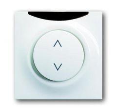 Лицевая панель ABB Impuls выключателя с ДУ альпийский белый 2CKA006020A1190