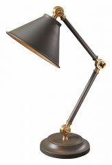 Настольная лампа офисная Elstead Lighting Provence PV-ELEMENT-GAB