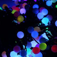 Neon-Night Гирлянда Супернить (20x3 м) LED ClipLight - МУЛЬТИШАРИКИ 323-619