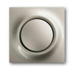 Лицевая панель ABB Impuls выключателя одноклавишного шампань-металлик 2CKA001753A0008