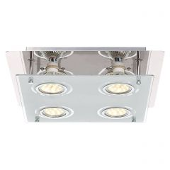 Потолочный светодиодный светильник Globo Rene 48970-4