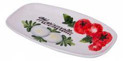 Annaluma Блюдо декоративное (26.5х15х6 см) Моцарелла 628-646