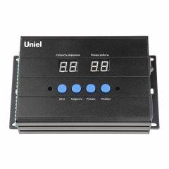 Контроллер DMX для RGB прожектора ULF-L52 Uniel ULC-L52 RGB/DC24V Black UL-00008371