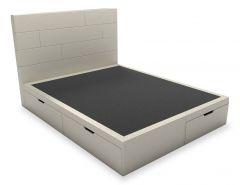 Belabedding Кровать двуспальная Домино 2000x1600