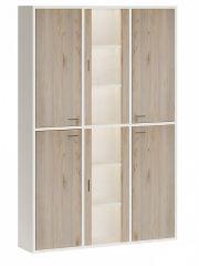 Merdes Шкаф-витрина Домино СУ(ш3в2)+4ФГ+2ФС