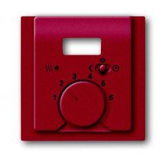 Лицевая панель ABB Impuls терморегулятора ежевика 2CKA001710A3819