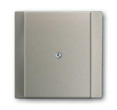 Лицевая панель ABB Impuls вывода кабеля шампань-металлик 2CKA001753A5481