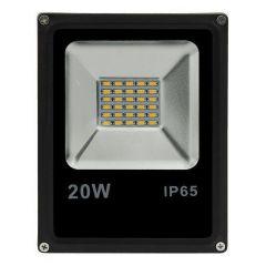 Прожектор светодиодный SWG 20W 6500K FL-SMD-20-CW 002249