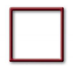Лицевая панель ABB Impuls светоиндикатора ежевика/бордо 2CKA001731A1972