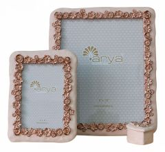 Arya Фоторамка настольная (20x25 см) Flowers 8680943055514