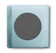 Лицевая панель ABB Impuls динамика серебристо-алюминиевый 2CKA008200A0092