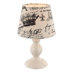 Настольная лампа Globo Metalic 21692