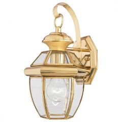 Светильник на штанге Quoizel Newbury QZ/NEWBURY2/S