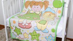 Baby nice Одеяло детское Девочка и мишка