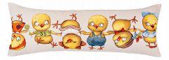 АРТИ-М Подушка декоративная (90x35 см) Цып-цып 850-901-78