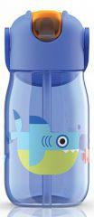 Бутылка для напитков (415 мл) Zoku ZK201-BL