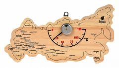 Банные штучки Термометр (26.5x10x16.5 см) 18056