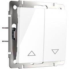 Werkel Выключатель жалюзи (белый) W1124501