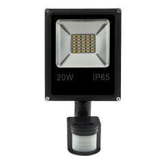 Прожектор светодиодный SWG 20W 3000K FL-SMD-20-WW-S 002263