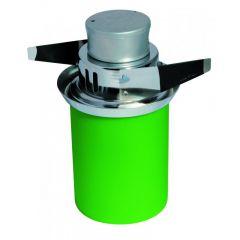 Точечный светильник Feron GT100-G зеленый