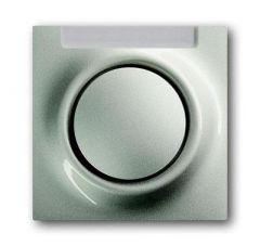 Лицевая панель ABB Impuls выключателя одноклавишного с полем для надписи шампань-металлик 2CKA001753A5325