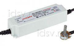 Блок питания Arlight 015217 ARPJ-DIM301400-R (42W, 1400mA, 0-10V)