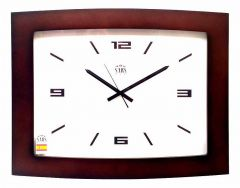 Настенные часы (65x45 см) SARS 0196a Walnut