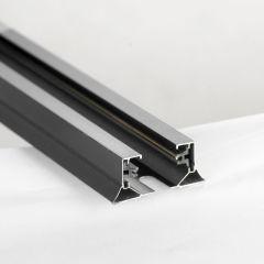 Lussole LGO 10340 1м Шинопровод черный