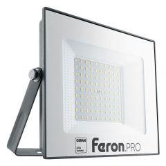 Светодиодный прожектор Feron LL-1000 100W 6400K 41541