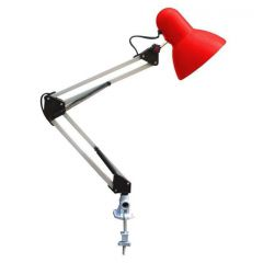 Настольная лампа Horoz красная 048-013-0060 (HL074)
