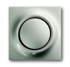 Лицевая панель ABB Impuls выключателя одноклавишного с подсветкой шампань-металлик 2CKA001753A6570