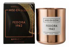 Ambientair Свеча ароматическая (9.2 см) Mise En Scene Fedora VV050GCMS