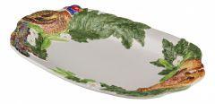 Annaluma Блюдо декоративное (62х41 см) Фазан 628-129