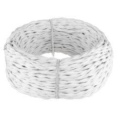 Werkel Ретро кабель витой 2х2,5 (белый) 50 м W6452601