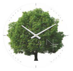 Настенные часы (50x50 см) Nicole Time NT535