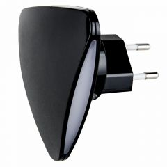 Светильник-ночник Uniel DTL-320 Треугольник/Black/Sensor UL-00007224