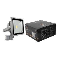 Прожектор светодиодный SWG 30W 6500K FL-COB-30-CW-S 002278
