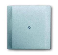 Лицевая панель ABB Impuls вывода кабеля серебристо-алюминиевый 2CKA001753A0047