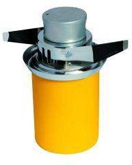 Точечный светильник Feron GT100-Y желтый