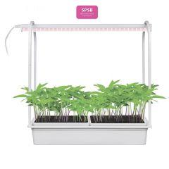 Светодиодный светильник для растений Uniel Minigarden ULT-P54-10W/SPSB IP20 White UL-00007146