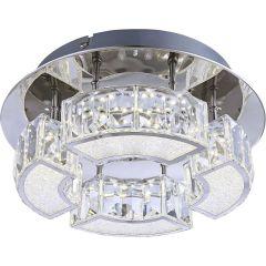 Потолочный светодиодный светильник Globo Silurus 49220-12