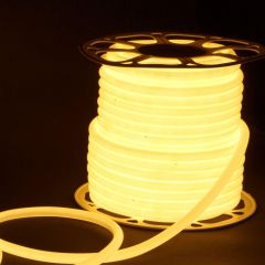 Гибкий неон Elektrostandard 9,6W/m 144LED/m 2835SMD теплый белый 50M 4690389167485